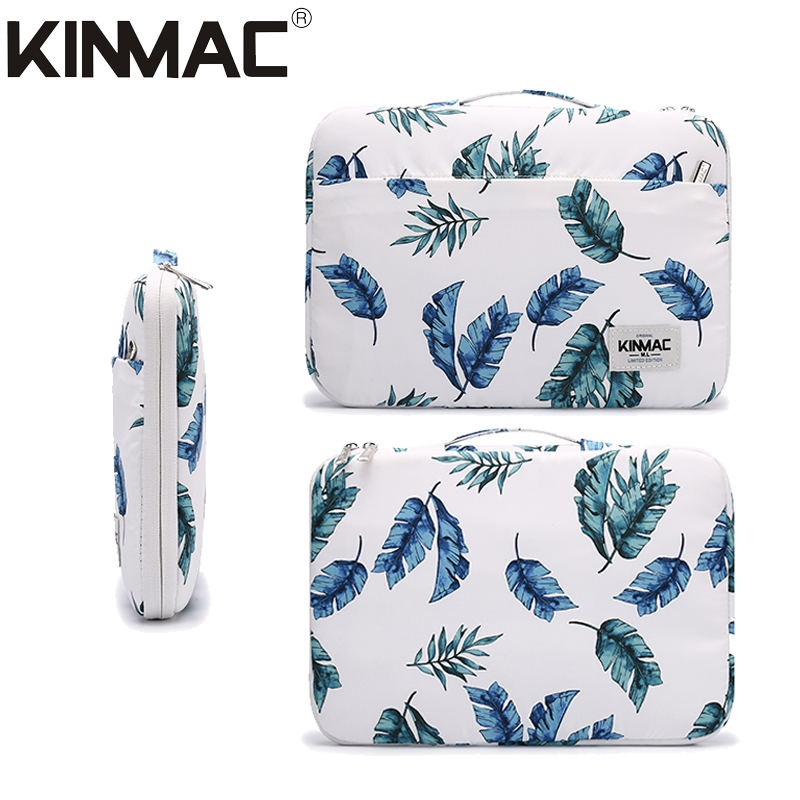 Kinmac Banana Leaf 360° Protective Laptop Sleeve Bag Case