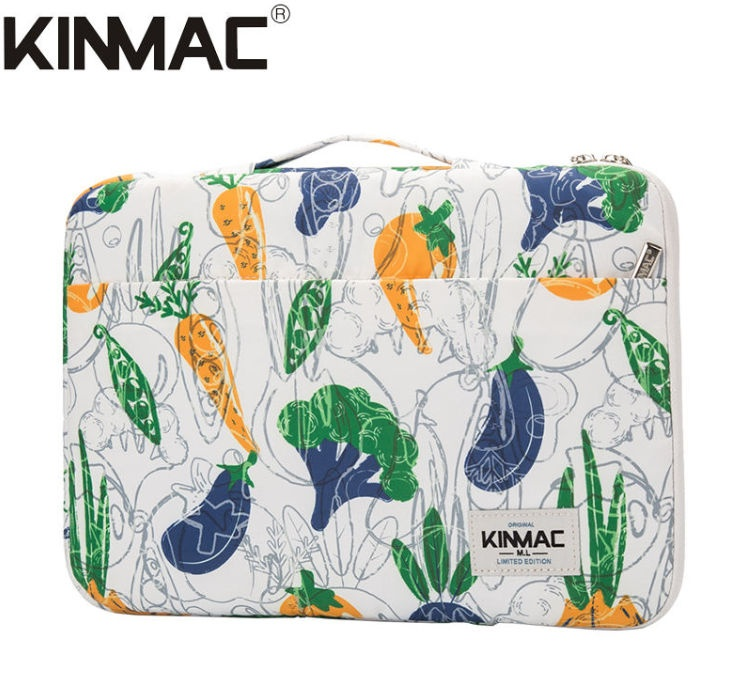 Kinmac Vegetables 360° Protective Laptop Sleeve Bag Case
