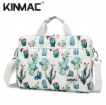 Kinmac Cactus 360° Protective Laptop Sleeve Bag Case with Handle and Detachable Shoulder