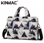 Kinmac Mountain 360° Protective Laptop Hand Bag Case with Handle and Detachable Shoulder