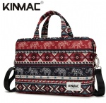 Kinmac Elephant 360° Protective Laptop Hand Bag Case with Handle and Detachable Shoulder