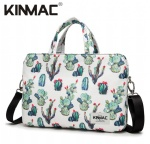 Kinmac Cactus 360° Protective Laptop Hand Bag Case with Handle and Detachable Shoulder