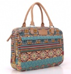 Bohemia ladies laptop handbag