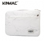 Kinmac White Marble 360° Protective Laptop Sleeve Bag Case