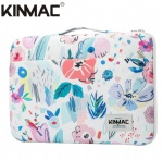 Kinmac Flowers 360° Protective Laptop Sleeve Bag Case