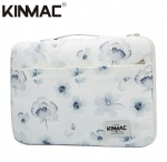 Kinmac Chinese Ink Flower 360° Protective Laptop Sleeve Bag Case