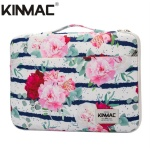 Kinmac Blue Rose 360° Protective Laptop Sleeve Bag Case