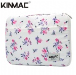 Kinmac Flower 03 360° Protective Laptop Sleeve Bag Case